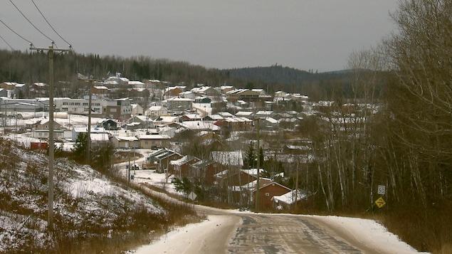 La communauté atikamekw de Manawan au nord de Lanaudière
