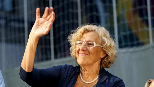 La mairesse de Madrid, Manuela Carmena