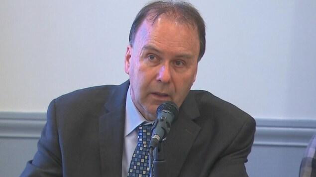 L'avocat de la famille, Marc Bellemare
