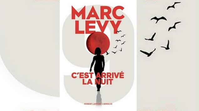 La couverture du nouveau livre de Marc Lévy.