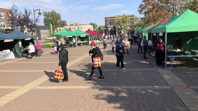 Le marche public de Rouyn-Noranda termine la saison le 25 septembre.