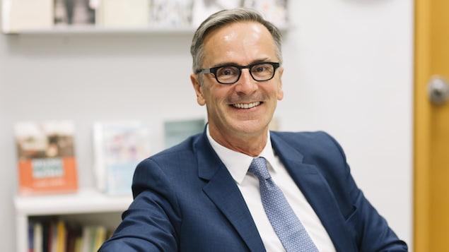 Le professeur Marco Fiola
