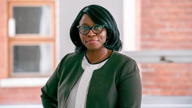 Dre Marie-Josée Godi est la directrice de la santé publique et de la responsabilité populationnelle au CIUSSS MCQ. (Archives)