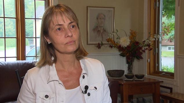 Marie-Sylvie Le Rouzès, professeure associée, Département des sciences comptables, UQTR