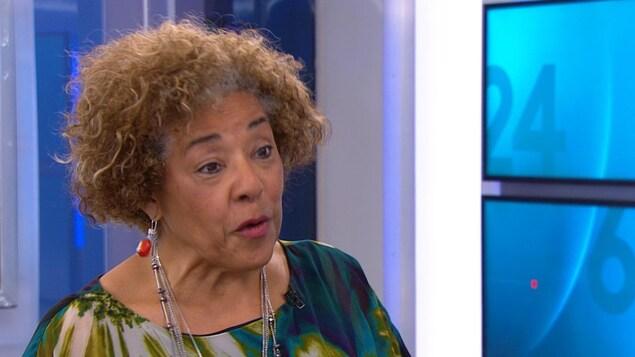 Marjorie Villefranche, directrice générale de La Maison d'Haïti