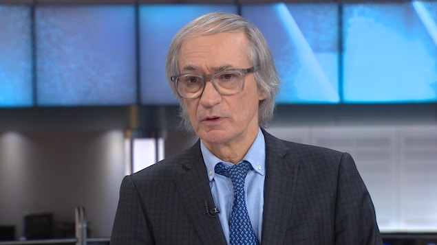 Martin Juneau, directeur de la prévention à l'Institut de cardiologie de Montréal.