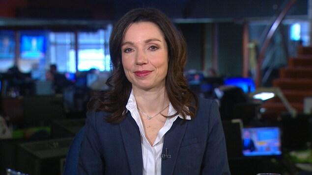 La députée de Vachon, Martine Ouellet