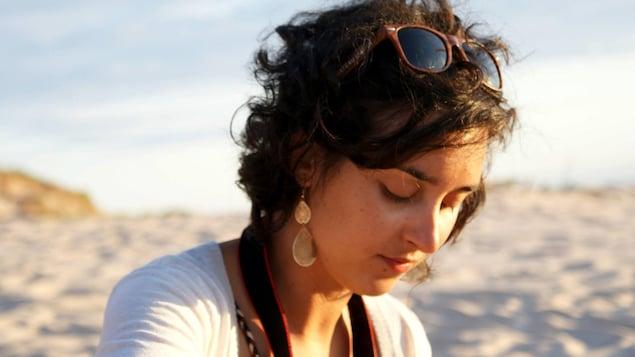Portrait de l'auteure Maryse Andraos