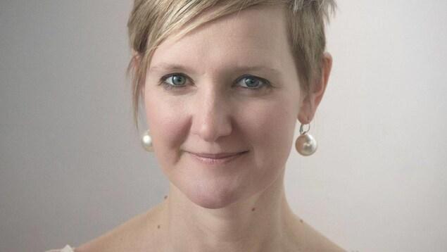 Mélanie Nadeau, collaboratrice à l'émission Région zéro 8