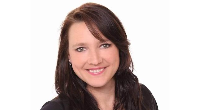 Photo de Mélissa Blais, qui est portée disparue depuis le 2 novembre.