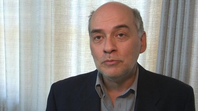 Le candidat du Parti québécois de la Côte-du-Sud, Michel Forget, considère que le candidat du Parti libéral du Québec, Simon Laboissonnière, aurait dû se rendre disponible afin de participer au débat sur les soins à domicile.