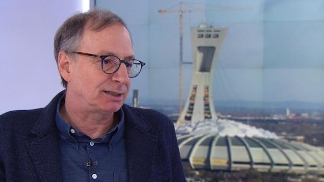 Michel Labrecque en entrevue à RDI Matin.