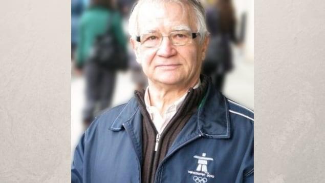 Portrait de Michel Poudenx.