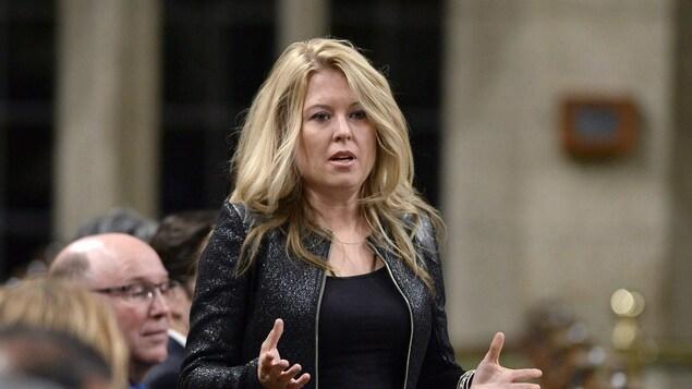 Michelle Rempel, députée conservatrice de Calgary Nose Hill