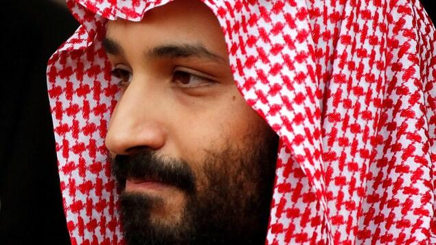 Le prince héritier de l'Arabie saoudite, Mohammed ben Salmane.