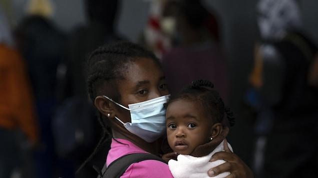 加勒比一些国家的感染率仍令人担忧。