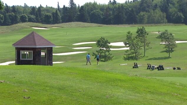 Le terrain de golf Mill River, dans l'ouest de l'Î.-P.-É.