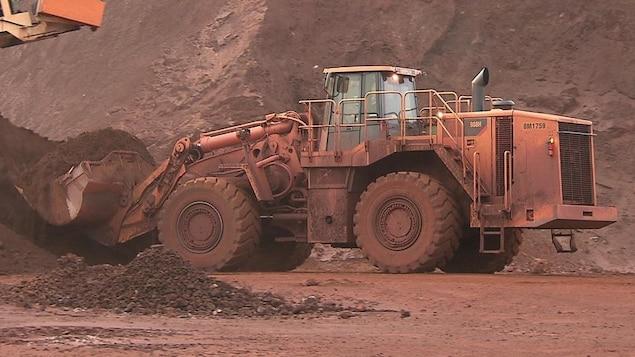 Minière sur la Côte-Nord