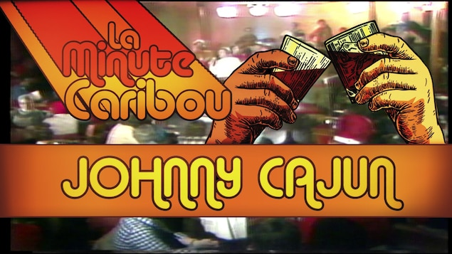La minute caribou avec Johnny Cajun