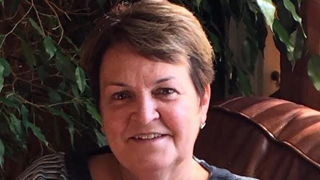 Mirila Boucher, co-présidente du conseil de gestion de la paroisse Saint-Paul de Bas-Caraquet