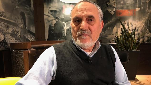 Mohamed Labidi, président du Centre culturel islamique de Québec