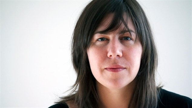 L'artiste multidisciplinaire algonquine Nadia Myre.