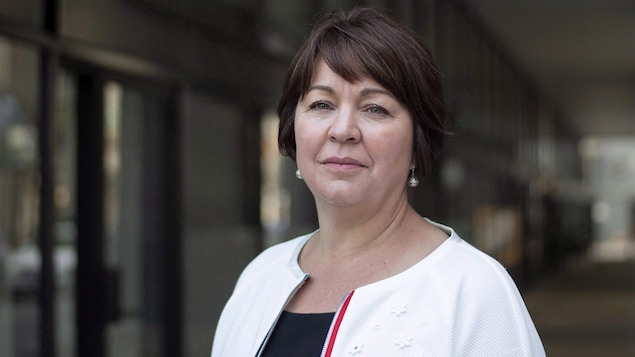 La commissaire au lobbying du Canada, Nancy Bélanger.