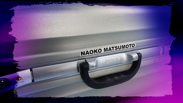La valise de Naoko Matsumoto