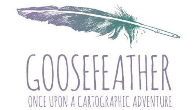 La couverture du livre Goosefeather.