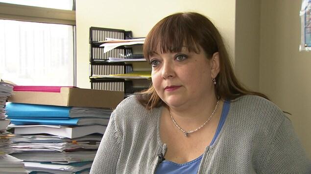 Natalie Mehra représente la Ontario Health Coalition.