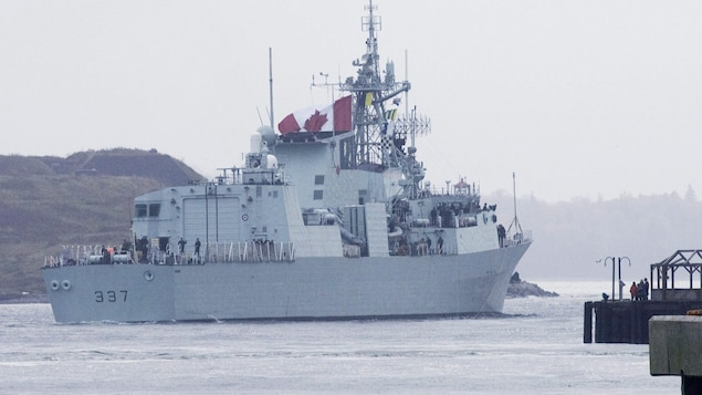Lockheed Martin Va Dessiner La Nouvelle Flotte De Guerre Du Canada Pour 185 Millions Radio Canada Ca