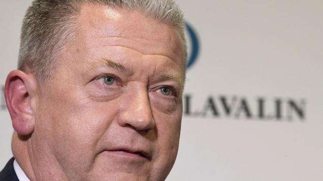 Neil Bruce, président et chef de la direction de SNC-Lavalin