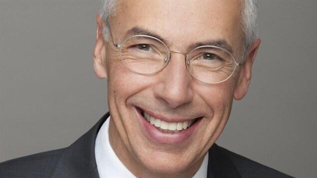 Le président de l'ONF, Claude Joli-Cœur