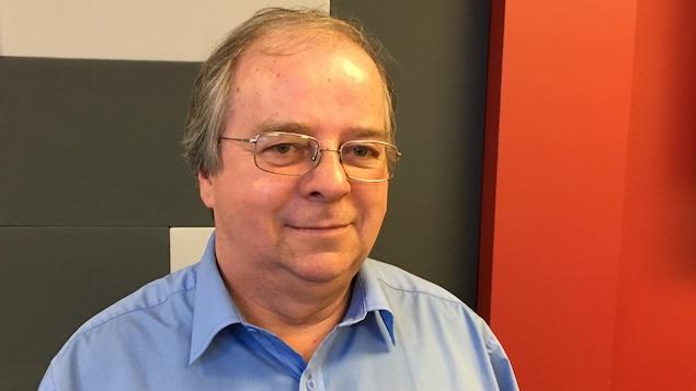 Portrait d'Yves Sirois