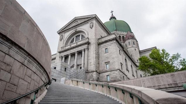 L'oratoire Saint-Joseph, à Montréal.