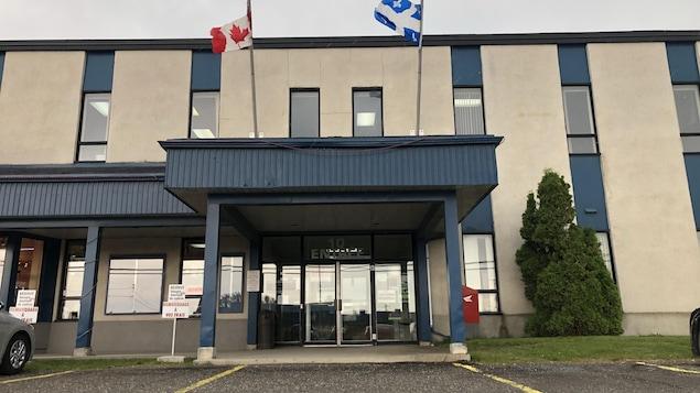 Palais de justice de Sainte-Anne-des-Monts