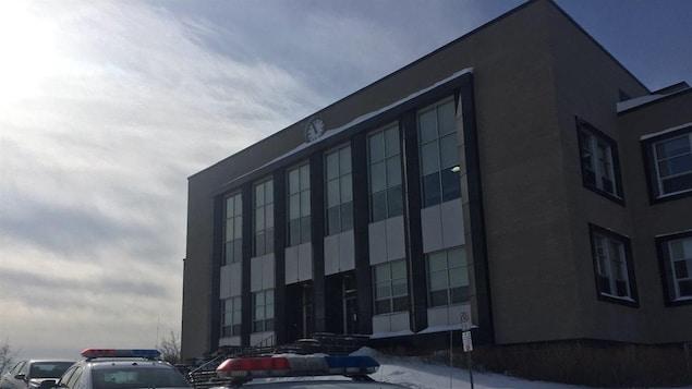 Palais de justice de Rouyn-Noranda