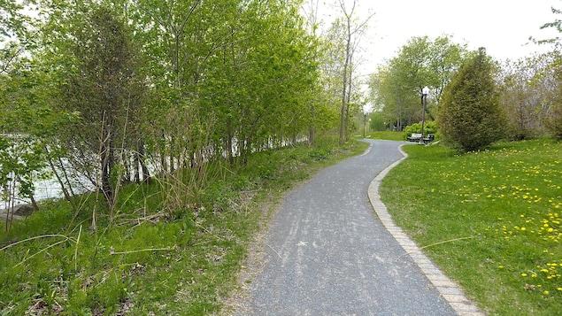 Parc linéaire de la rivière Saint-Charles