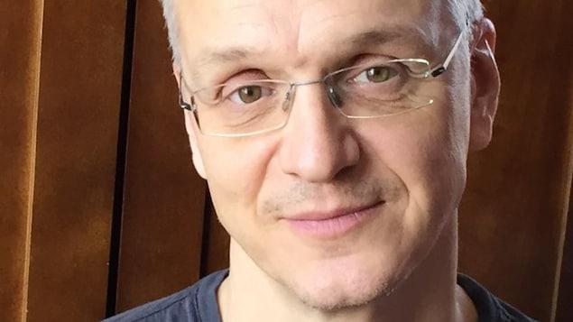 Portrait de l'auteur Pascal Blanchet