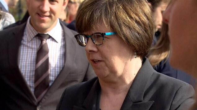 Patricia Sorbara, ancienne PDG et directrice de campagne du Parti libéral de l'Ontario