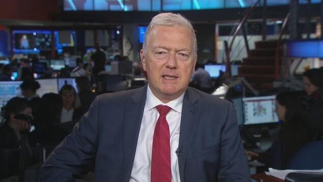 Paul Brunet, président du Conseil pour la protection des malades