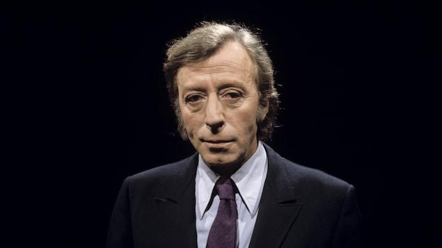 L'acteur Paul Hébert