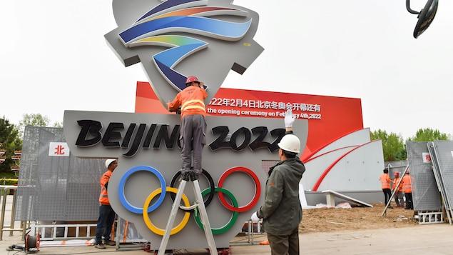 Des ONG accusent la Chine, qui organise les Jeux olympiques d'hiver en 2022, de violations des droits de la personne et pressent l'ONU d'agir.