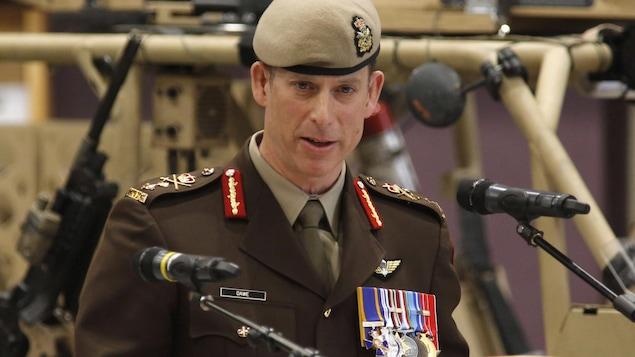 Le major-général Peter Dawe a prédit que le retrait des États-Unis n'aura aucun impact matériel sur la mission de ses soldats en Irak.