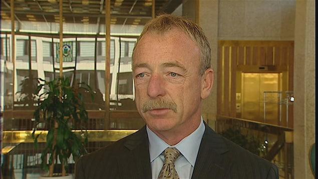 L'ancien directeur de la Ville de Winnipeg, Phil Sheegl