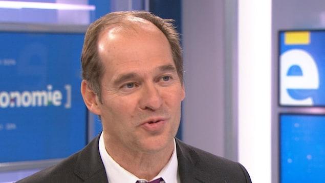Philippe Balducchi, PDG Airbus Canada