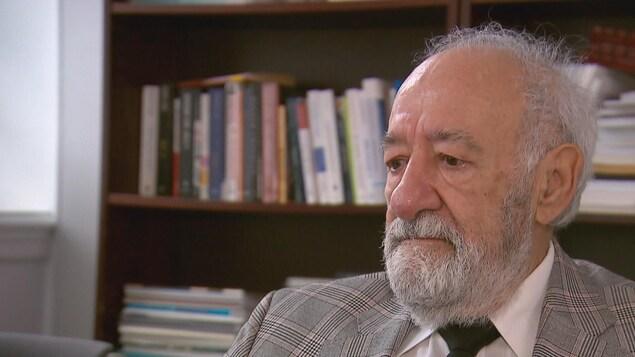 L'ex-PDG du Salon international du livre de Québec, Philippe Sauvageau, dit ne pas être encore remis de la saga qui a mené à son congédiement.