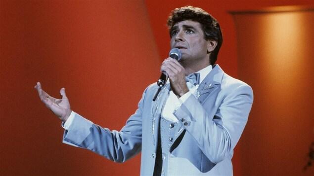 Michel Louvain en 1983.