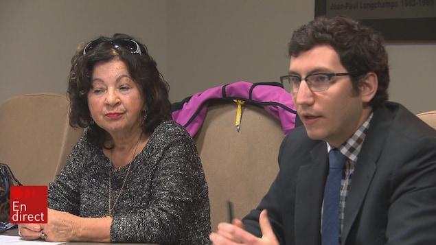 Après avoir consulté les organismes communautaires de la région, le député fédéral de Sherbrooke déplore le manque d'accès aux services fédéraux.