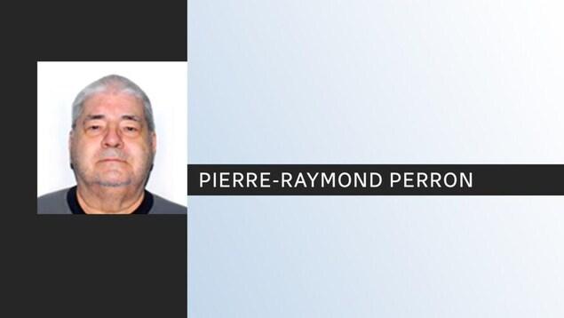 Pierre-Raymond Perron.